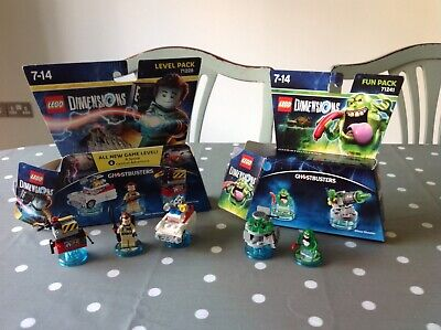 Lego Dimensions Ghostbusters Level & Fun pack - multi platform