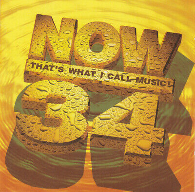 Now That's What I call Music - Compilation - Volume 34 (1996) (2 CDs)
