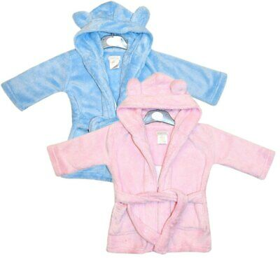 Baby Bathrobes, Soft & Fleecy Bathrobes, Baby Dressing Gowns 6 months to 5 years