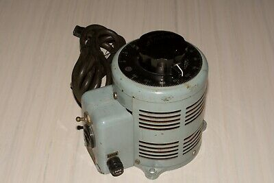 Superior Powerstat Variable Transformer type 116 0-140V 7.5A tested 6-m warranty