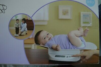 Babies R Us 2 in 1 Infant To Toddler Digital Scale - Model 1974024  -