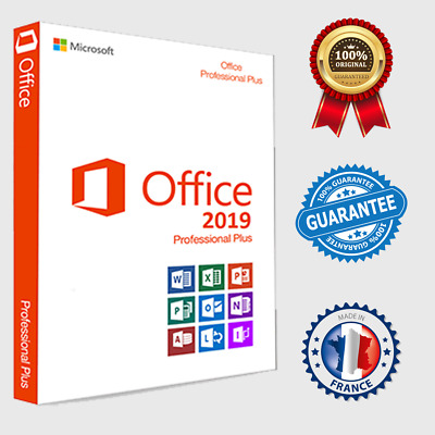 Office 2019 Professional Licence Key [GENUINE - INSTANT DELIVERY 24/7]