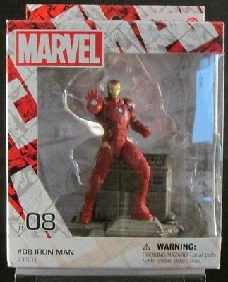 Toy Action Figure #08 Schleich Marvel Iron Man New Toys