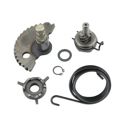 Starter Shaft Kit Engine Claw Mounting Kit For Gy6 Engine 50Cc 60Cc 80Cc 13 P8B2