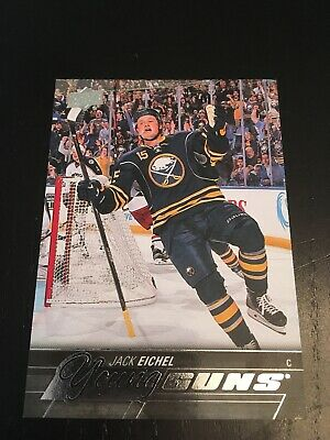 2015-16 Upper Deck Young Guns Rookie Jack Eichel Buffalo Sabres! #451