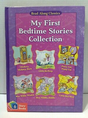 Read-A-Long Classics My First Bedtime Stories Collection 6 Mini Board Kids Books