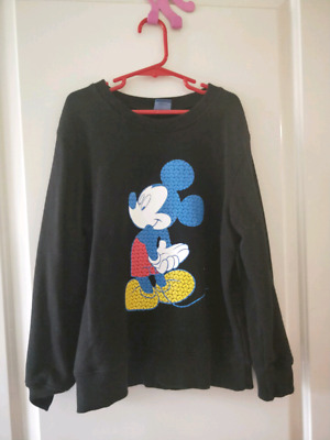 Kid Disney Mickey Mouse Jumper