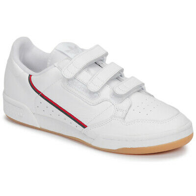 Sneakers   Scarpe donna adidas  CONTINENTAL 80 STRA Bianco  15652173