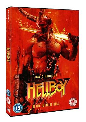 Hellboy [DVD] brand new and sealed