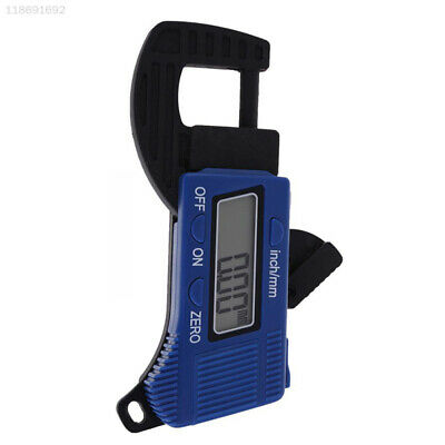 698A Durable Tester ABS Meter Thickness Gauge Tool Caliper Portable Exact Kit