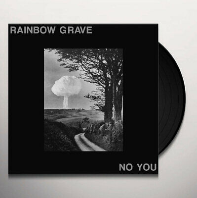 RAINBOW GRAVE - No You // Vinyl LP limited edition to 300 copies