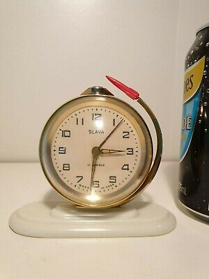Russian first man in space alarm clock