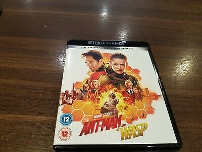 Ant-Man and the Wasp 4K Blu-ray (2018)