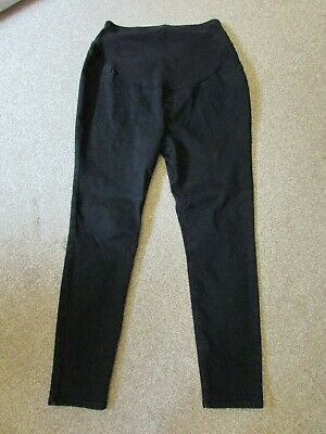 George ladies size 16 maternity over the bump black jeans - Worn once - Exc con