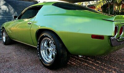 Camaro 1973 SBC 350 Ground up Restoration  Immaculate Condition