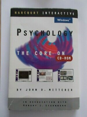 - Psychology The Core On Cd-Rom [Interactive] Windows [Harcourt]