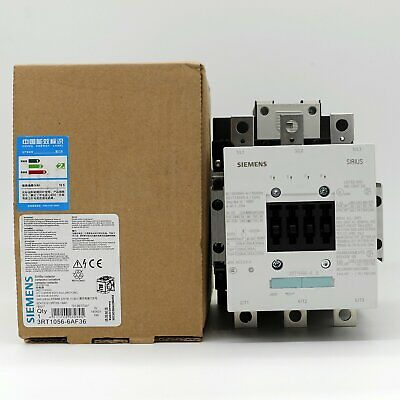 1PC New Siemens 3RT1056-6AF36 Contactor 3RT1 056-6AF36 One year warranty