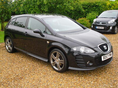 2007/57 Seat Leon 2.0 TDi Stylance / Factory Fitted BTCC Kit / Cambelt Replaced