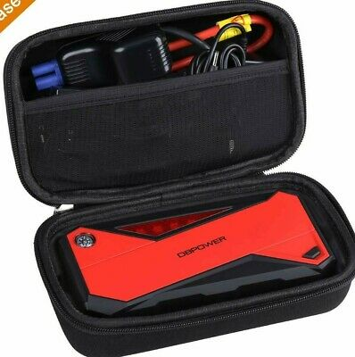 DBPOWER 600A Peak 18000mAh Portable Car Jump Starter External Battery + Case