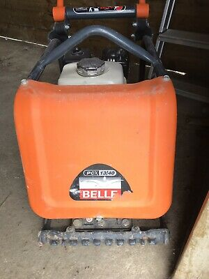 Belle plate compactor wacker plate Honda engine Year. 2018 Only Used Twice.