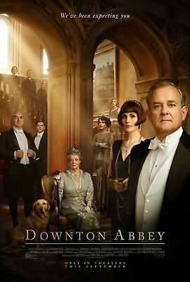 Downton Abbey Movie Post Card -- Great Collectible Item -- Promotional Item