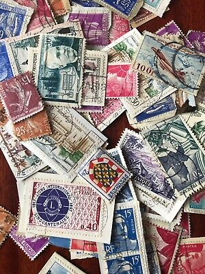 APPROX 140+ OLD FRENCH, BELGIAN, SPANISH AND PORTUGESE STAMPS Franked On Pieces