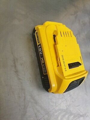 DeWalt DCB183 XR 18V Lithium-Ion 2.0Ah Battery (M)
