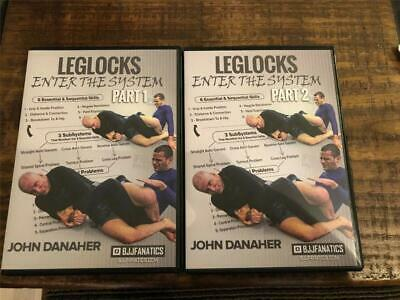 BACK ATTACKS: Enter The System John Danaher BJJ DVDs Part 1