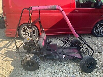 CHILD'S / TEENAGERS Manco Dingo 2 Seater Off Road Go Kart / Buggy