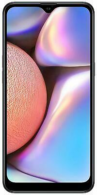 New Samsung Galaxy A10 - 32GB - Black (Unlocked) (Dual SIM) Android Smartphone