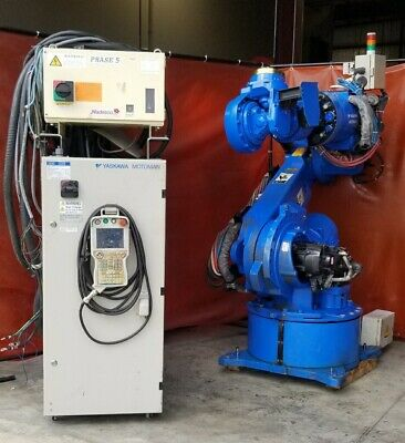 Yaskawa Motoman ES200D with DX100 Control and Cables (Model Year: 2012) *PMT*