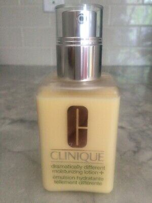 NEW CLINIQUE Dramatically Different Moisturizing Lotion with Pump 4.2 fl oz.