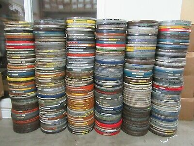 WINNING BIDDER gets to Choose any 8 Films!   All COLOR DOCUMENTARY FILMS
