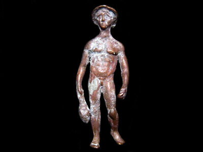 Wonderful Roman Style Bronze Statue Of Mercury (Hermes), Replica!!!