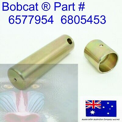 Bobcat Bobtach Lower Arm Tilt Cylinder Pin & Bushing 6577954 6805453