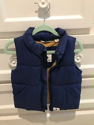 Country Road 12-18 month Puffer Vest