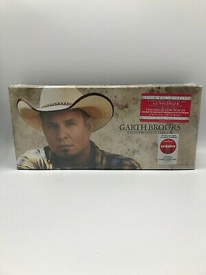 Garth Brooks The Ultimate Collection 10 Disk Set - Brand New - Factory Sealed