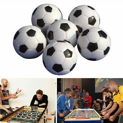 12Pcs 32Mm Mini Plastic Soccer Table Football Balls Game Toy Accessories Sports