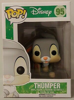 Funko Pop! Disney #95 Thumper - Vaulted/Retired and Hard to Find