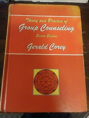 Theory and Practice of Group Counseling 2nd ed. by Gerald Corey (1985)