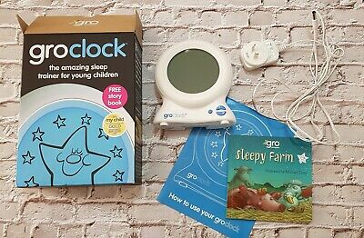groclock In Box With Accessories