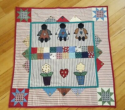 Country Handmade Quilt