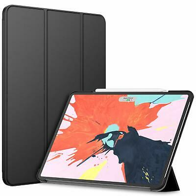 for iPad Pro 12.9 Inch (3rd Gen) 2018 Case JETech Apple Pencil Compatible Black