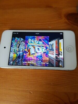 Ipod touch  4th gen filled with music including the new Now 103 and loads more
