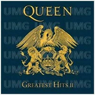 Greatest Hits Ii - Queen Compact Disc Free Shipping!