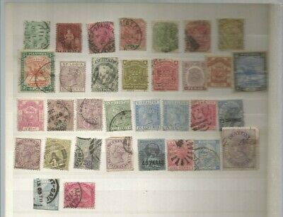 British Commonwealth Stamps  Pre 1900