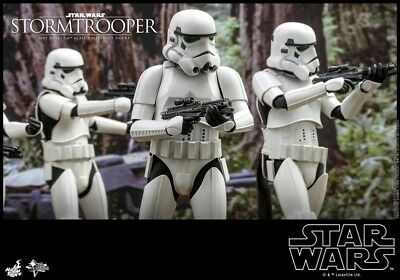 Hot Toys 1/6 Star Wars Imperial Stormtrooper MMS514 Solider Figure Normal Ver.