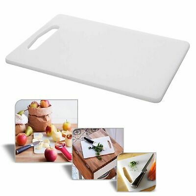 Cutting Board Kitchen Chopping Boards Thick Small Large Plastic Colour Coded UK
