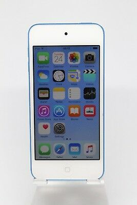 Apple iPod touch 6th Generation Blue Grade A  (16GB)  *Fast Free Recored P&P*
