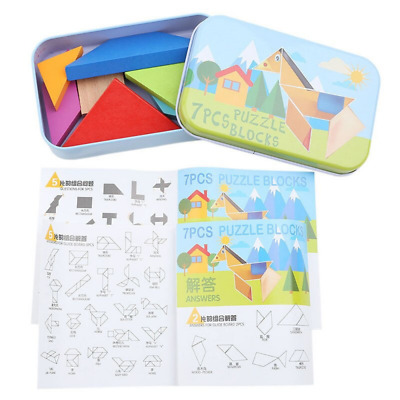 Shape Puzzle Educational Toy Children Creativity Educational Toys Kids Play